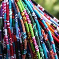 Threads of Hope bracelet from Feed My Starving Children