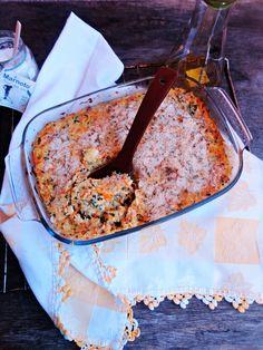 Bacalhau com natas s/batata