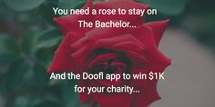 Get the Doofl app for free chances to win! http://www.doofl.com