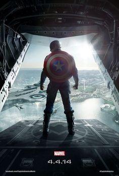 Primer trailer de 'Capitán América: El soldado de invierno' ] Hora Punta #FILM http://www.horapunta.com/noticia/10615/CINE/Primer-trailer-de-Capitan-America:-El-soldado-de-invierno.html