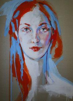Max Gasparini #art #painting #pixelle - http://www.pixelle.co/