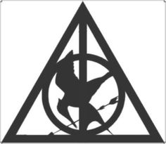 Deathly Hallows and Mockinjay