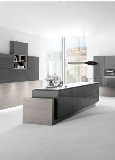 Küche In Schwarz: Matt Oder Hochglanz? Was Ist Besser