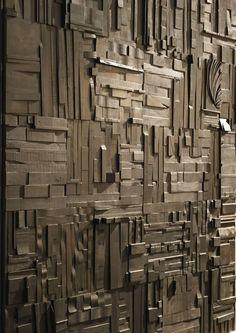 Big Wall Art, Wood Wall Art, Artwork Wall, Scrap Wood Art, Recycled Wood, Tile Art, Wall Sculptures, Textured Walls, Art Decor
