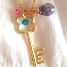 Key charm 30dlls