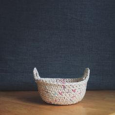 Ravelry: Grandma's Bowl Cozy pattern by Hayley Geary