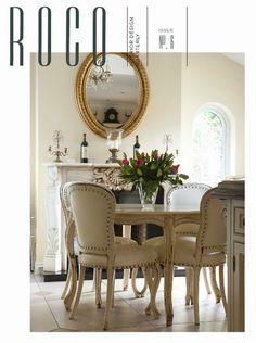 Mis propuestas en RocoMag (número de otoño) · Roco Magazine (fall issue)