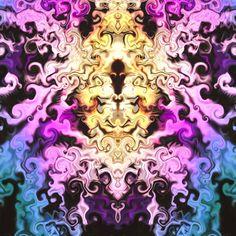 Fractal Art, Fractals, Lsd Art, Golden Child, Visionary Art, Psychedelic Art, Art For Kids, Mystic, Create Yourself