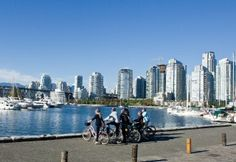 Bicycle rental Vancouvert