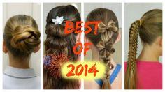Best of 2014 Hairstyles / 42 Amazing Hairdos / Bonita Hair Do