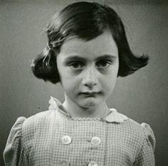 Anne Frank.   🌹