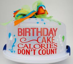 Cake CarriersBirthday Cake CarrierCake ContainerBaked by kdbcrafts