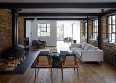 slapdashing:  Giles Pike referenced the industrial heritage of this converted… dezeen