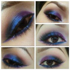 Purple blue https://www.makeupbee.com/look.php?look_id=92124