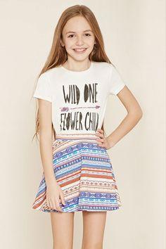 Girls Skater Skirt (Kids)