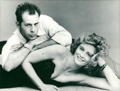 Bruce Willis - Vintage photo (eBay Link)