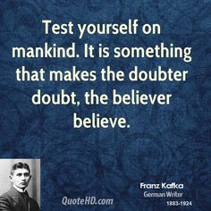 Franz Kafka Quotes - Self-control means wanting to be effective at some random point in the infinite radiations of my spiritual existence. Kafka Quotes, Poet Quotes, Life Quotes, Thoughts And Feelings, Deep Thoughts, Franz Kafka Frases, Writing Inspiration, Thought Provoking, Love Life