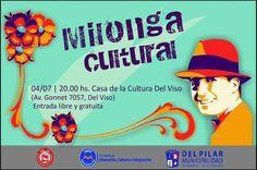 Milonga Cultural en Del Viso