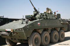 KTO Rosomak Polish Army APC