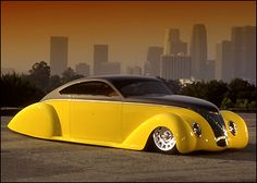 Lincoln Zephyr.