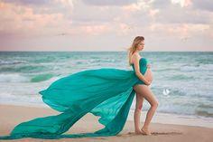 Rachel Gown  gasa de maternidad vestido  vestido de