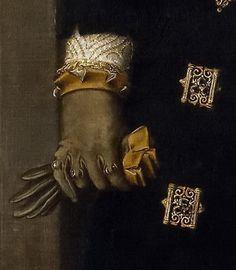 Moro, Antonio -- La emperatriz María de Austria, esposa de Maximiliano II