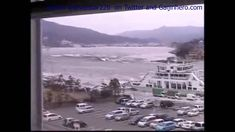 EXCLUSIVE RAW footage of the Tsunami hitting Miyagi on March 11th 2011-Part 1 of 6 parts