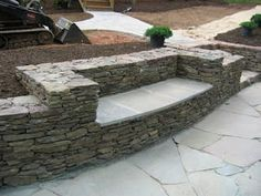 Landscaping for basement patio - ideas