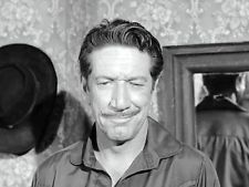 RICHARD BOONE HAVE GUN WILL TRAVEL B/W 4X6 PHOTO #HGWTRB110