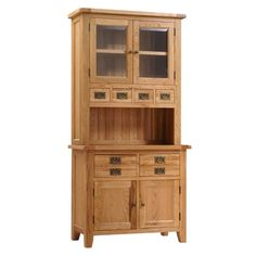 Montague Oak Small Dresser (720.023) with Free Delivery | The Cotswold Company