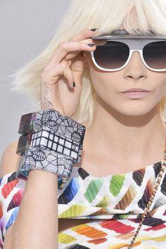 Chanel Spring 2014 - Details