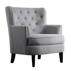 Carter Tufted Arm Chair at Joss & Main