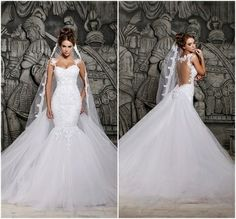 Wedding Dress UK Size: 6 to 14 Available