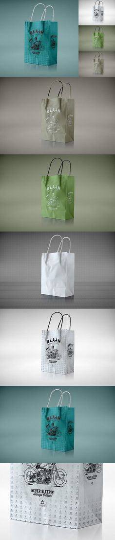 CM - Shopping Bag Mock-up 2 492698