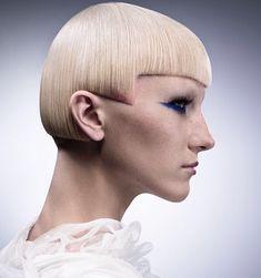 Sideburns, Bowl Cut, Bob Hairstyles, Sculpture, Statue, Portrait, Hair Styles, Artwork, Hair Plait Styles