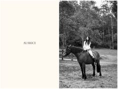 Alarice + Mauve -- A horse and her girl. | tealilyphotography.com