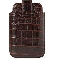 Gucci Crocodile Case