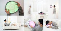 박상혁 │ 서지현 │ POOM │ 2012 GRADUATION WORK │ Dept. of Product Design │ #hicoda │ hicoda.hongik.ac.kr
