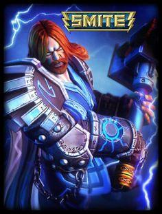 Thor, el diso del rayo en la mitologia Vikinga