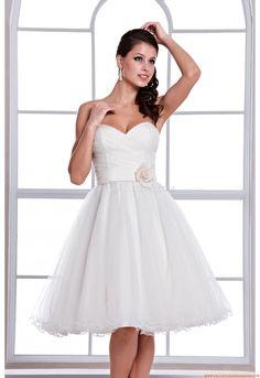 Vestido de novia D'Zage D31252 2012