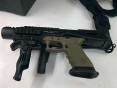 Glock Weapons and Parts
