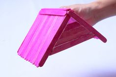 How to Build a Popsicle House: 7 Steps - wikiHow