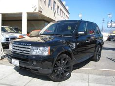 2009 RANGE ROVER SPORT SUPERCHARGED | Burbank  CA