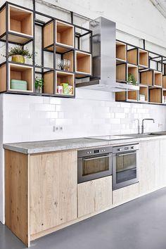 Fairphone head-office — Melinda Delst Interior Design