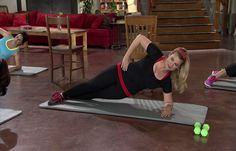 Your Everyday Workout: Lower Body Video via @SparkPeople