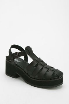 Wanted Alba Platform Fisherman Sandal