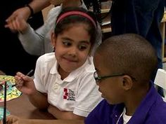 """At The IDEAL School, children of varying abilities all learn the same topics, but each student does so at their own level with an individual lesson plan tailored to their needs.  The school, which was started by a group of parents, is built around the idea that inclusion is merely a form of diversity. School leaders and parents say that the extremely inclusive model of education breeds an environment of total acceptance where each child values the strengths of their peers."""""""
