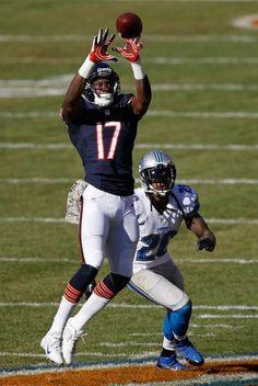 Chicago Bears wide receiver Alshon Jeffery