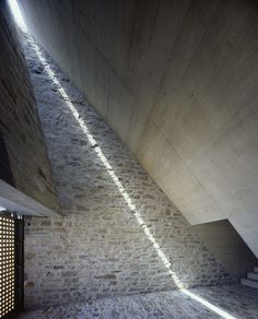 Building in Brione / Wespi de Meuron Romeo Architects