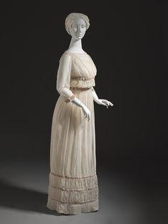 Dress by Paul Poiret, 1909-10 Paris, LACMA